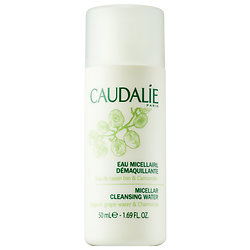 Caudalie Micellar Cleansing Water deluxe sample  1.69 oz $7.06  Code: HOTBI (choose 2) or HOTVIB (choose 3) Released: 5/26/16   Full Size 6.7 oz $28