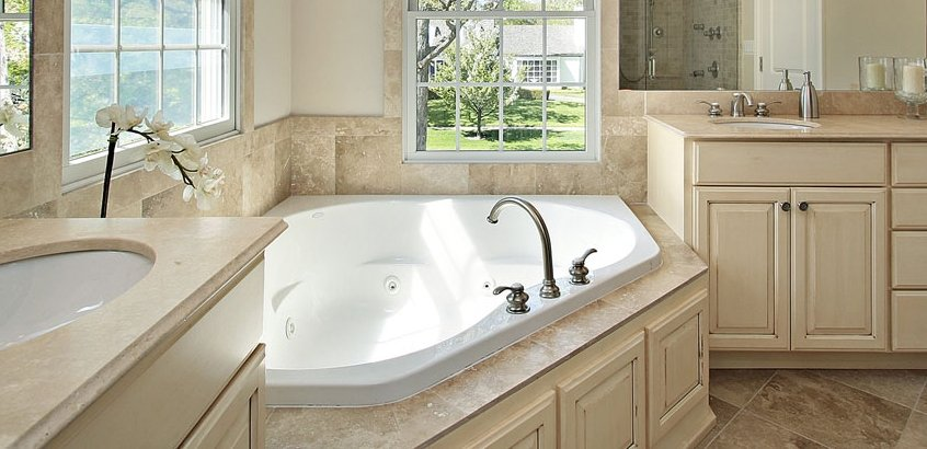 Relax In Your Newly Remodeled Bathroom