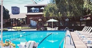 Our classes have been established for 30 years at the lovely Corte Madera Inn, which has a five acre resort-like setting and plenty of free parking.