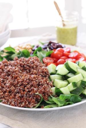 Greek Power Salad