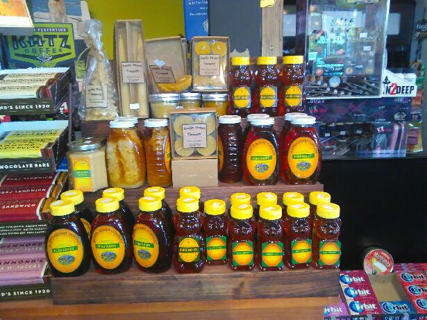 Austin Honey in Establishments Stores