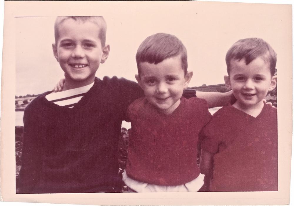 La triplette de l'ouest