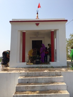 The Shiva Temple Built by the Singhs