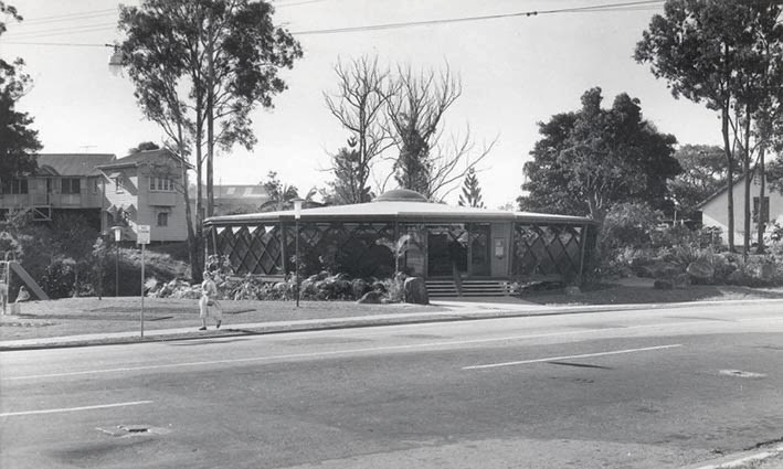 Toowong Library (Photo: BCC-B54-16201)  1961