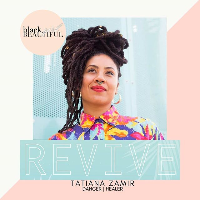 Something special happens when we dance. Our souls are light, spirit is free. We smile, laugh, embrace. //Our wellness and self-care retreat, REVIVE (Apr 6), will be a beautiful day of reflection, healing, love and light.@tatianazamir will bless us with the magic of movement with her soulful teachings in African dance. //Bring a friend and come rejoice with us! //Tickets available. Link in bio.  #bgbrevive #blackgirls #browngirls #blackgirlmagic #losangeles #laevents #retreat #spa #spaday #healing