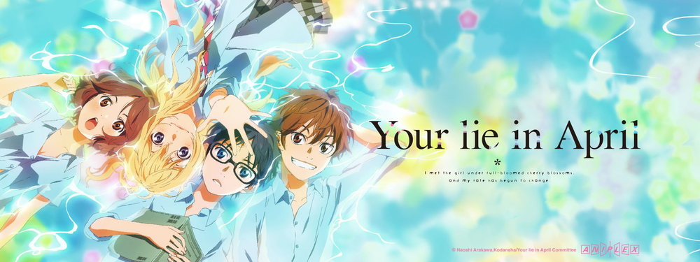 Source: Manga by Naoshi Arakawa / Anime produced by A-1 Pictures