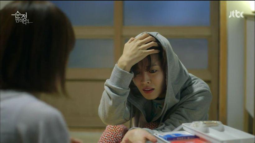 Kim So-yeon in Beating Again //Source: JTBC