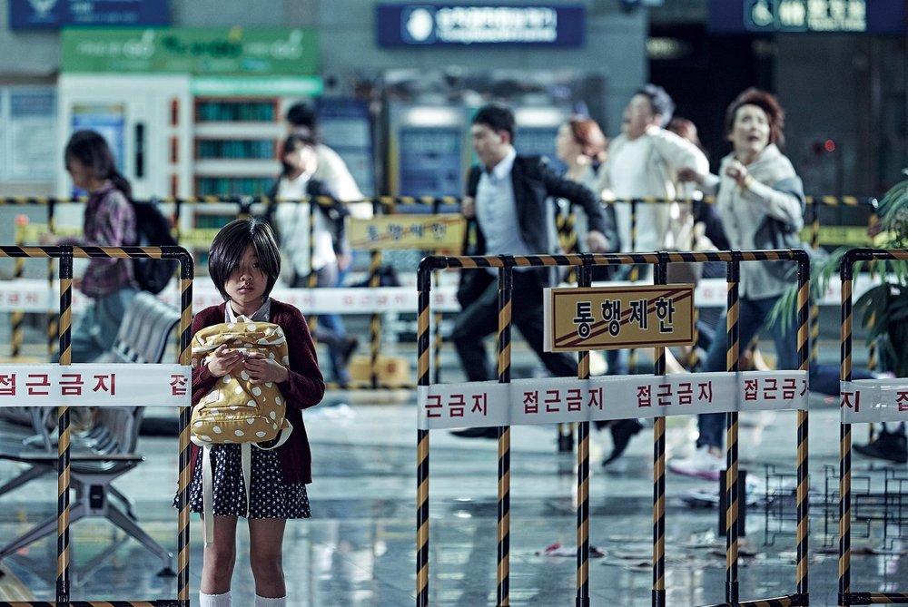 Soo-an (Kim Soo-ahn) //Source:Photo by Pan Media & Entertainment - © Well Go USA Entertainment