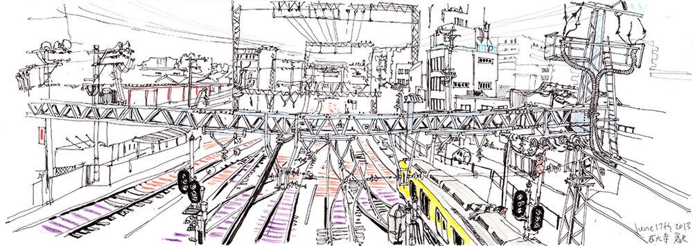 A PanoramaIllustration ||Photo Courtesy ofMariya Suzuki