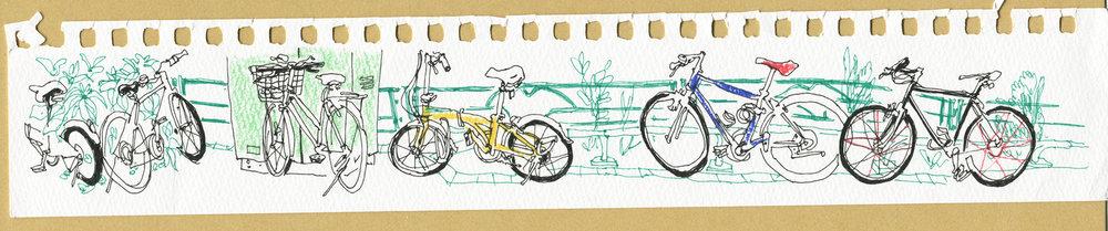 A Scratch Paper Illustration ||Photo Courtesy of Mariya Suzuki