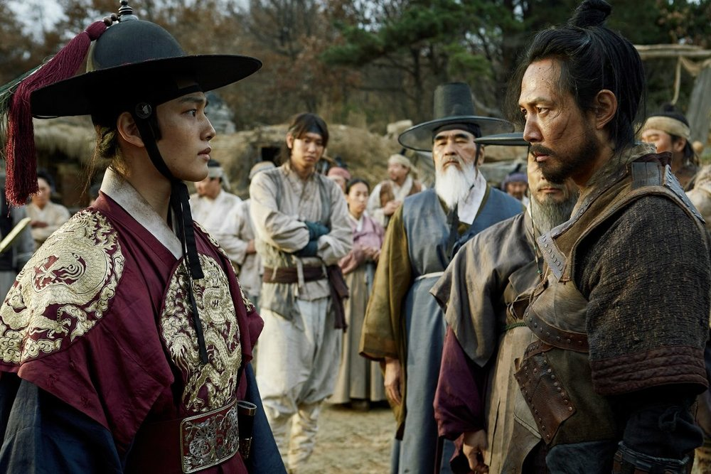 '  Warriors of the Dawn  ' ( directed by Chung Yoon-chul || 2017) ||  Source : Photo courtesy of LKFF
