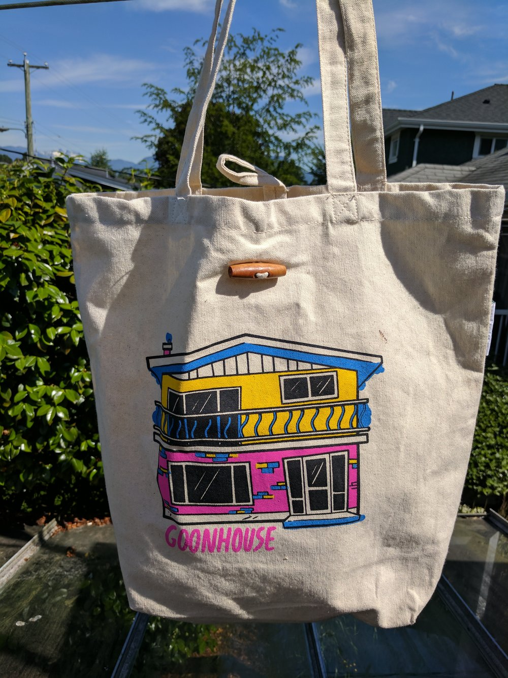 VANCOUVER SPECIAL TOTE BAG -