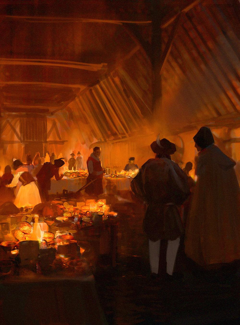 Feast Hall
