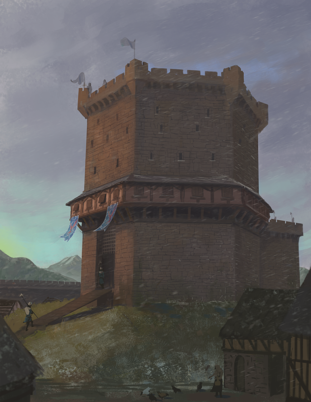 Fortified Keep