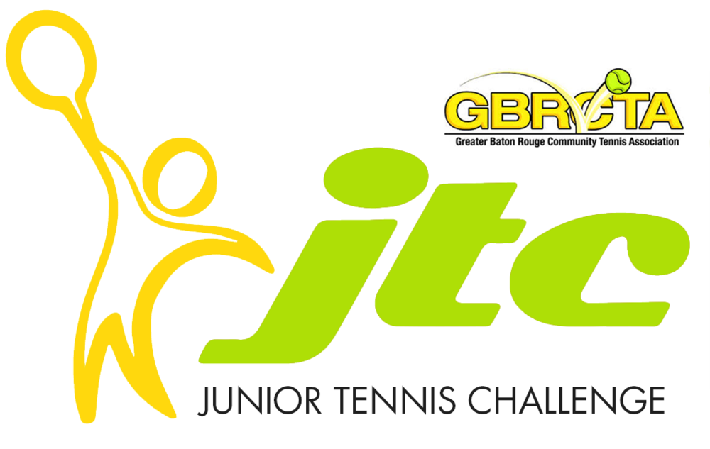 JUNIOR TENNIS CHALLENGE - A series of organized match play offered at different clubs and tennis facilities in the Baton Rouge. The JTC series will run from late February – June 2018 and will be offered on either Friday evenings, Saturday mornings or Sunday afternoons. (Day, time and format will vary from week to week, depending on location.) Players can register for as little or as many events as they choose!