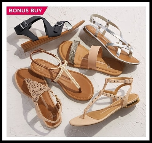 Belk ~ 30% - 40% Off New Directions Shoes and Sandals was: $40 - $59 now: $28 - $35.40 + Free shipping with $99 order or add a beauty item to qualify for free shipping