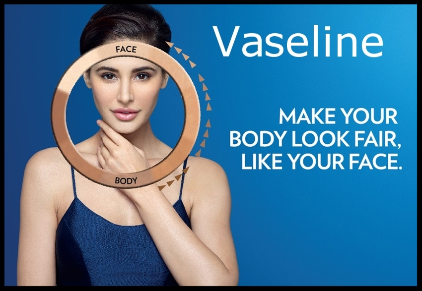 Vaseline  ~ 79% of Women Think Face Care Matters More Than Body Skin Care  Article