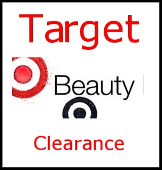Target  ~ Beauty Clearance + Free shipping with $35 order