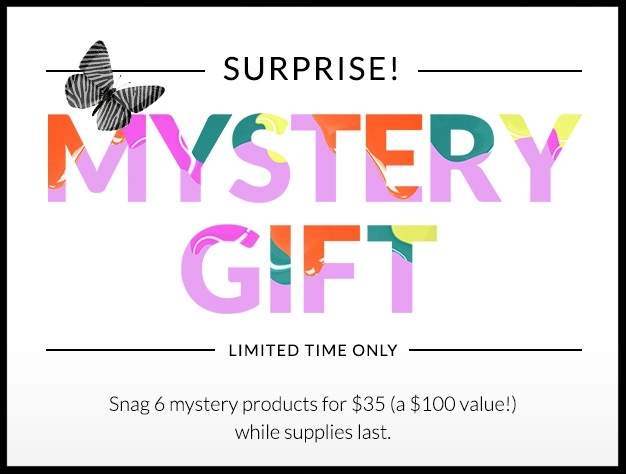 Butter London ~ 6-Piece Mystery Gift ($100 value) $35 + Free 4-Piece Gift ($46 value) with $50 purchase with promo code: JUNE17 + Free shipping