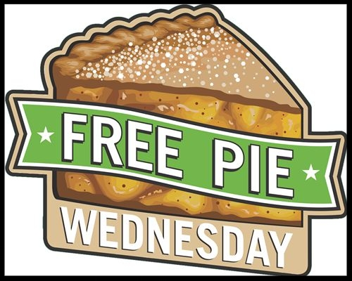 O'Charley's ~ It's Free Pie Wednesday ~ There's a new pie too...it's Strawberry Lemonade Pie ~ Find your  location !