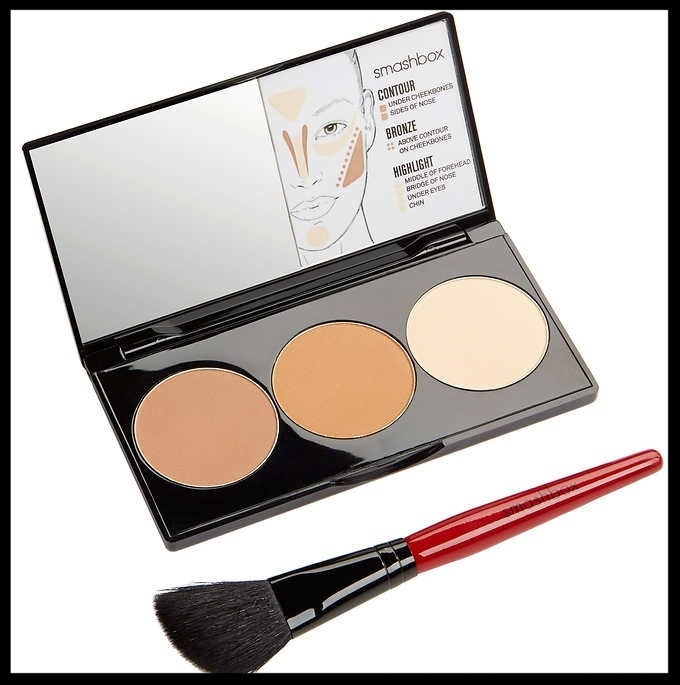 Costco  (Member Only Item~ Smashbox Step-by-Step Contour Kit ~ $19.97 + $1.99 shipping (It's $45 at  Smashbox )