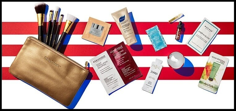 SkinStore ~ 25% Off and Free Beauty Sample Bag ($40 value) with $79 Purchase with promo code: SALEVIP (Exclusions apply like sale items) + Free samples + Free shipping with $49 order