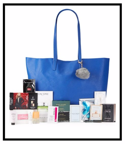 Lord & Taylor ~ Free  25-Piece Sample Gift Bag  with $125 beauty or fragrance purchase + 5 free samples with any $49 beauty or fragrance purchase + Free shipping with $49 beauty order (Check the  Beauty Sale Page  too!)