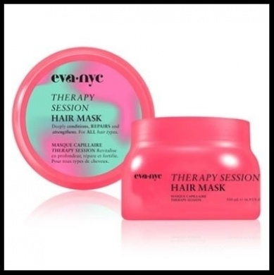 Costco ~(No membership needed)   EVA * NYC  ~ Therapy Session Hair Mask (2-Pack) $22.99 ($14.99 for 1 ~ 16.9 oz jar at  Ulta  ~ $29.98 value) + Free shipping