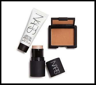 Bloomingdale's ~ Nars ~ Free 3-Piece Nars Gift with $125 Nars order~ Receive deluxe samples of The Multiple in Copacabana, Bronzer in Laguna, and Pore & Shine Control Primer with any $125 NARS purchase + Receive a free AMOREPACIFIC Age Correcting Cushion Compact SPF 25 sample card—featuring shades 102, 104, 106, 204 and 208—with any beauty purchase + Free shipping with $49 beauty order or free shipping with Loyallist (It's free to join) GWPs are while supplies last!