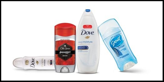 Target  ~ $5 Gift Card when you buy 4 select Degree, Dove, St. Ives, Axe, Suave, TRESemme, Vaseline, Q-Tips, Simple, Pond's, Noxzema, Clear, Caress, and Lever beauty, and personal care items (Ends 7/22/2017 at 11:59 pm PT) + Free shipping with $35 order