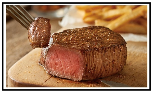 Outback Steakhouse ~ Walkabout Wednesday! Get one of two classic entrees, plus fries, & a draft beer or Coca-Cola for $9.99!!! Find your nearest  location !