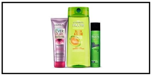Target ~ $5 gift card with purchase of three select L'Oreal, Garnier, or Maybelline hair care, hair color, or cosmetic items (Ends 8/5) + Free shipping with $35 order