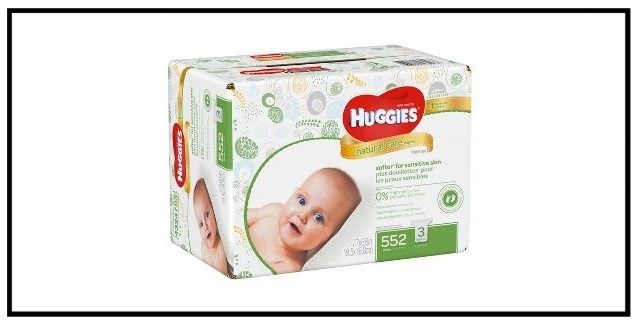 Target  ~ $15 gift card with a $75 or more purchase of select baby care items. (Ends 8/5) + Free shipping with $35 order