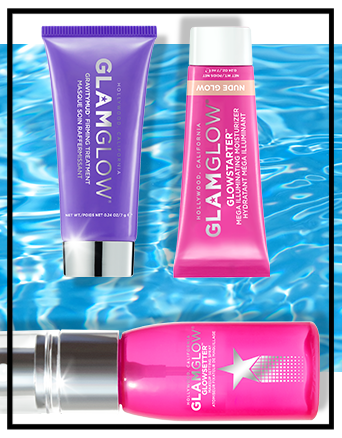 Glamglow ~  3-PIECE SUMMER RADIANCE SET  ~ $19 ($30 value) +  GWP Offer  ~ Spend $39, get a free item / Spend $69, get 2 free items / or Spend $99, get 3 items and a brush with promo code: 123GLOW (Ends 8/13 at 11:59pm PT) + Free 2 samples with any order + Free shipping