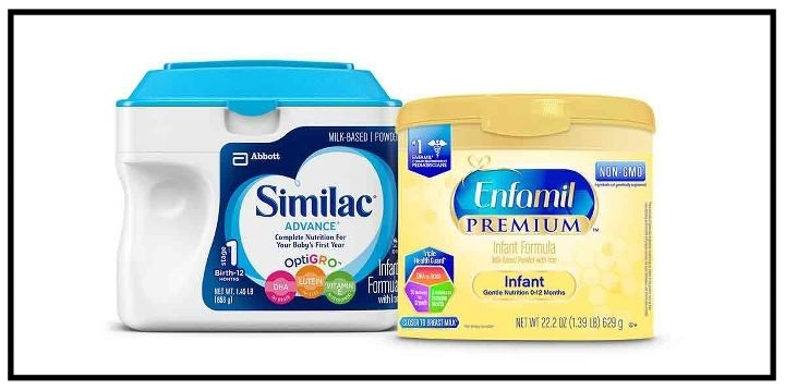 Target  ~ Buy 3 get a $10 Gift Card on select baby formula items (Ends 08/19/2017 at 11:59pm PT.) + Free shipping with $35 order