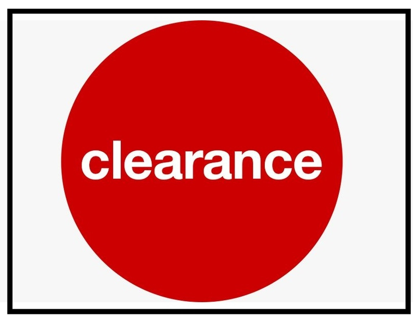 Target ~  20% off Clearance  with promo code: SAVE20 (Expires 08/26/2017 at 11:59 PM PT)+ Free shipping with $35 order