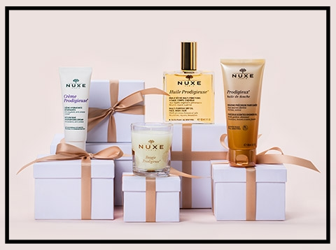 Nuxe  ~ Up to 20% off your beauty favorites ~ Get 15% off on orders over £30 or 20% off on orders over £40 (Ends 7/27) + 3 free samples and 1 mini with any order + Free shipping with  £ 35 order