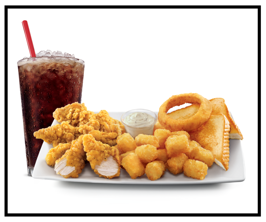Sonic® Drive-In  ~ $5 Sunday Chicken Dinner ~ ALL DAY SUNDAY