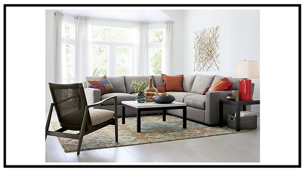 Enter for your chance to win The Crate and Barrel Fan Cave Sweepstakes for a $5,000 Crate and Barrel Gift Card to design the room of your dreams! (Open only to legal residents of the fifty (50) United States and the District of Columbia, who are at least eighteen (18) years of age (except in the case of legal residents of certain states where the legal age of majority is greater than eighteen (18) years of age, such legal age of majority) at the time of entry. Ends September 17, 2017, at 11:59 p.m. Eastern Standard Time)