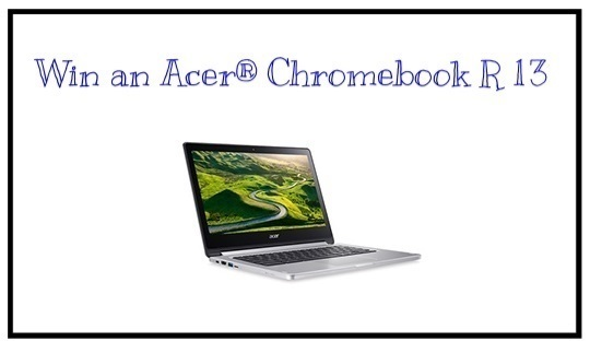 Chromebook Giveaway –  Enter Now ! For the chance to win an Acer® Chromebook R 13, plus find out what  FREE  business publications you could qualify to receive, simply complete the following information to get started.(Open to residents of the 50 United States and D.C., age 18 or older. Void outside the United States, in Canada, Puerto Rico, and wherever else prohibited by law. Ends at 11:59 PM ET on 9/30/2017)