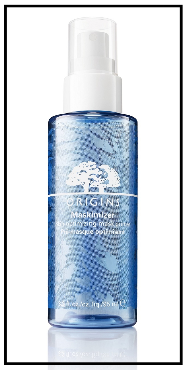 Origins ~  FREE FULL-SIZE MASKIMIZER™SKIN-OPTIMIZING MASK PRIMER  ($23 value) with purchase of  2 Masks  ($27 - $62 each) with promo code: MASK +  FLOWER FUSION™ SHEET MASKS  ~ Buy Get 6 masks, get 1 free $7 each (No promo code needed ~ free gift does not include sheet masks or travel-size)+ Free shipping with $35 order