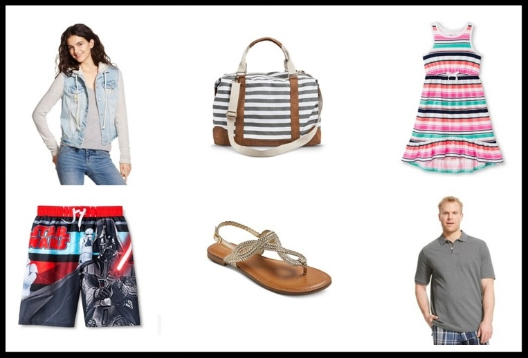 Target ~  Clothing, Accessories, and Shoes Clearance Shoes + Free shipping with $35 order