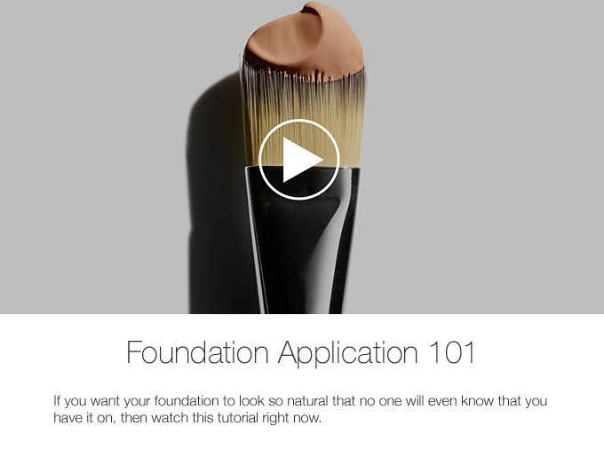"Clinique ~ Pretty Easy ~  How to Apply Natural-Looking Foundation Tutorial  + Free 2-Piece Gift with $35 purchase with promo code: WINK or free 2-Piece Gift with $35 purchase with promo code: TAKE2  Great products to achieve this natural look:   3-Step System  ~ ""Cleansing, exfoliating, and moisturizing with skin care that's made for your skin type is key to creating a smooth, virtually invisible foundation look,"" for you!   Beyond Perfecting Foundation + Concealer  (27 shades) ~ a genius 2-in-1 formula that can be used for both full face application and targeted concealing."