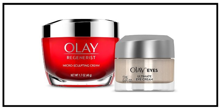 Target ~  $5 Gift Card when you buy 2 select Olay facial skin care items  (Ends 9/16 at 11:59 pm PT.) + Free shipping with $35 order