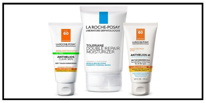 Target ~ Buy 1 get 1 50% off select La Roche-Posay facial skin care items (Ends 9/16 at 11:59 pm PT.) + Free shipping with $35 order