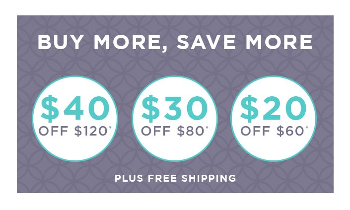 Shoes.com ~ $20 off $60 / $30 off $80 / $40 off $120 (Exclusions apply ~ Ends September 16, 2017 at 11:59PM PST) + Free shipping