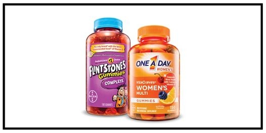 Target ~  $5 Gift Card when you buy 2 select Flintstones or One A Day vitamin and supplement items  (Ends 9/23 at 11:59 pm PT) + Free shipping with $35 order