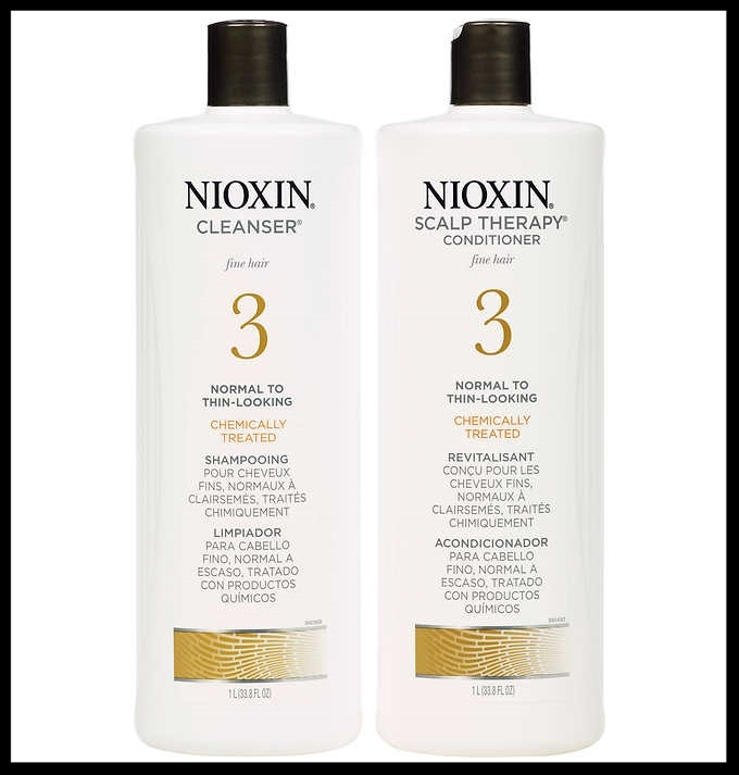 Costco (Member Only Item) ~  Nioxin System 3: Cleanser & Scalp Therapy Conditioner  (33.8 oz. Each) $36.99 + Free shipping (Shampoo is $41 and the Conditioner is $50 at  Ulta )