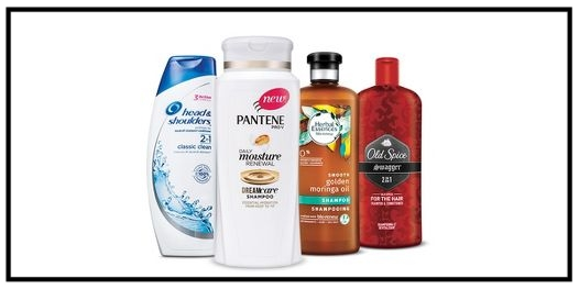 Target ~  $5 Gift Card when you buy 4 select beauty & personal care items from Aussie, Crest, Gillette, Head & Shoulders, Herbal Essences, Olay, Old Spice, Oral-B, Pantene, Secret, and Venus  (Ends 9/30 at 11:59pm PT) + Free shipping with $35 order
