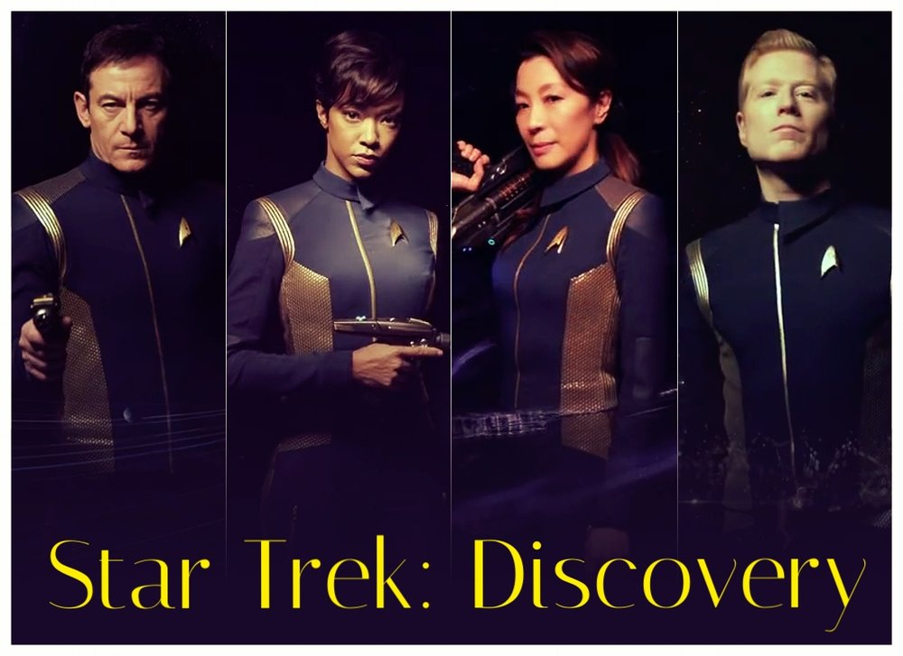 Star Trek: Discovery ~ CBS All Access ~  Sign-up to CBS All Access  if want to watch Star Trek: Discovery this season! There's a 7-Day Free Trial Period, then it's $5.99 per month and $9.99 per month for advertising-free streaming content / CBS All Access allows users to view past and present episodes of CBS shows.